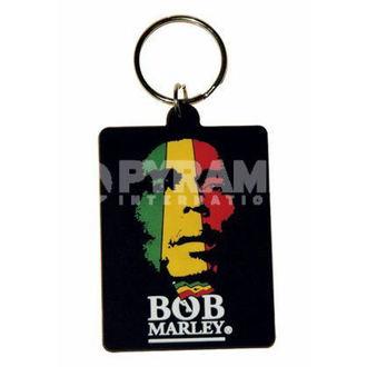 klíčenka (přívěšek) Bob Marley (Face) - PYRAMID POSTERS, PYRAMID POSTERS, Bob Marley