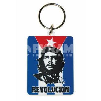 klíčenka (přívěšek) Che Guevara (Flag) - PYRAMID POSTERS, PYRAMID POSTERS, Che Guevara