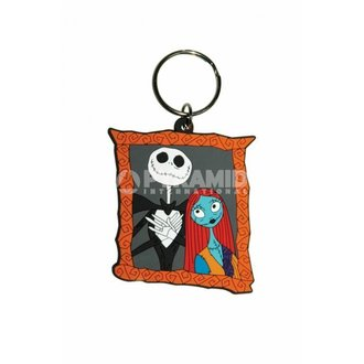 přívěšek The Nightmare Before Christmas (Jack & Sally) - RK38063, NIGHTMARE BEFORE CHRISTMAS