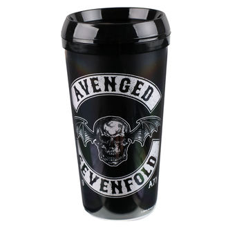 hrnek termo Avenged Sevenfold - ROCK OFF, ROCK OFF, Avenged Sevenfold