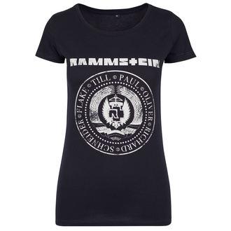 tričko dámské RAMMSTEIN - st. 1994 - navy, RAMMSTEIN, Rammstein