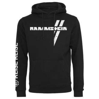 mikina pánská Rammstein - Weißes Kreuz - black, NNM, Rammstein