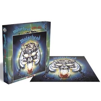 puzzle Motörhead - OVERKILL - (500 dílků)- PLASTIC HEAD, PLASTIC HEAD, Motörhead