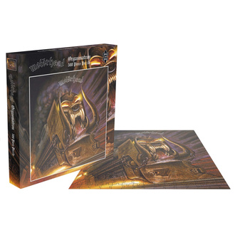 puzzle Motörhead - ORGASMATRON - PLASTIC HEAD - RSAW009PZ
