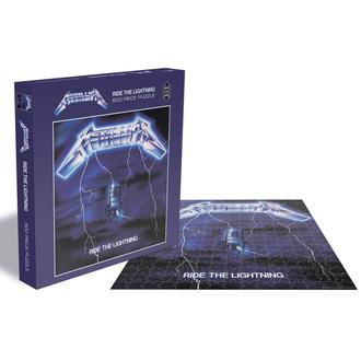 puzzle METALLICA - RIDE THE LIGHTNING - PLASTIC HEAD - RSAW015PZ