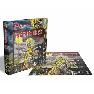 puzzle IRON MAIDEN - KILLERS - 500 PIECE JIGSAW - PLASTIC HEAD, PLASTIC HEAD, Iron Maiden