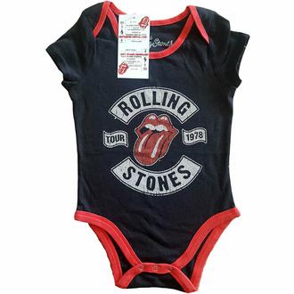 body dětské Rolling Stones - US Tour 1978 - ROCK OFF, ROCK OFF, Rolling Stones