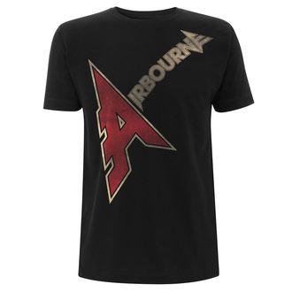 tričko pánské Airbourne - A-Logo - Black, NNM, Airbourne