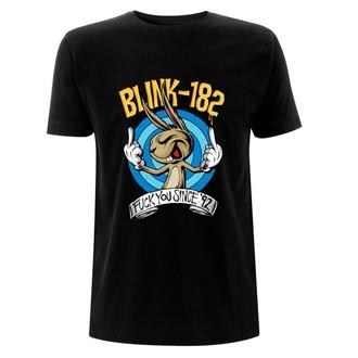 tričko pánské Blink 182 - FU Since '92 - Black, NNM, Blink 182