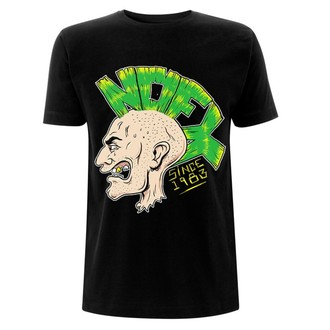 tričko pánské NOFX - Punker - Black - RTNOFTSBPUN
