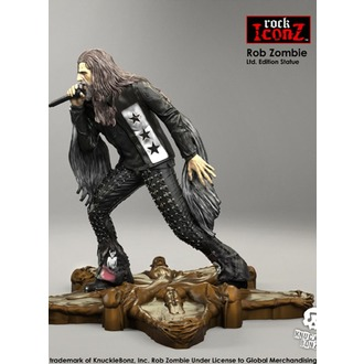 figurka Rob Zombie - Rock Iconz, Rob Zombie