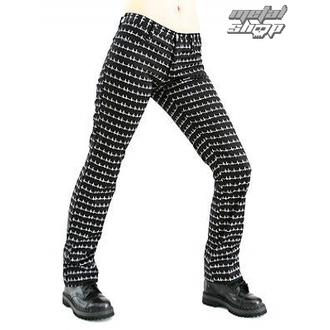 kalhoty dámské Sektor 1 - S.Hipster Cardio Denim - S-1-04-306-01