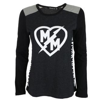 tričko dámské s dlouhým rukávem METAL MULISHA - SMOKE, METAL MULISHA