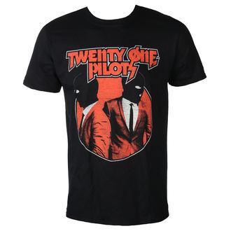 tričko pánské TWENTY ONE PILOTS - INCOGNITO - PLASTIC HEAD, PLASTIC HEAD, Twenty one pilots