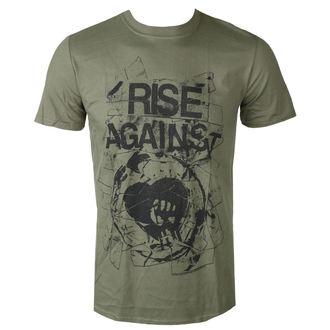 tričko pánské RISE AGAINST - TAPE - PLASTIC HEAD, PLASTIC HEAD, Rise Against