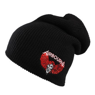 kulich Airbourne - RnR Skull - Black, Airbourne