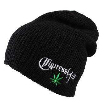 kulich Cypress Hill - Leaf Logo - Black, Cypress Hill