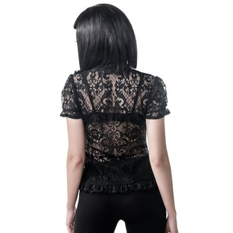 tričko dámské KILLSTAR - Sasha - BLACK, KILLSTAR