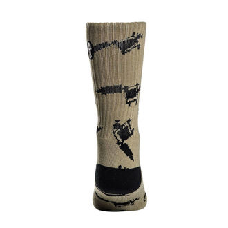 ponožky SULLEN - MACHINED - OLIVE/GREY, SULLEN