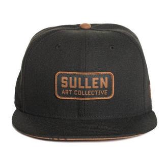 kšiltovka SULLEN - HERRERA - BLACK/BROWN - SCA1407_BKBR