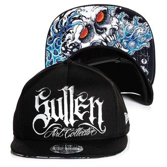kšiltovka SULLEN - SEASKULL - BLACK - SCA2402_BK