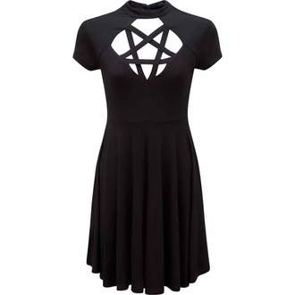 šaty dámské KILLSTAR - Scariel Penta - Black