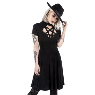 šaty dámské KILLSTAR - Scariel Penta - Black, KILLSTAR