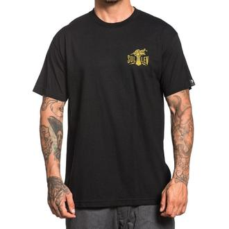 tričko pánské SULLEN - IRON HAND - BLACK, SULLEN