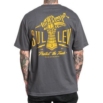tričko pánské SULLEN - IRON HAND - CHARCOAL - SCM1251_CH