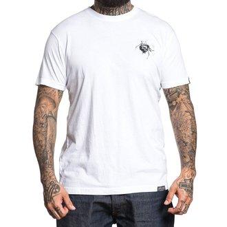 tričko pánské SULLEN - SPIDER - WHITE, SULLEN