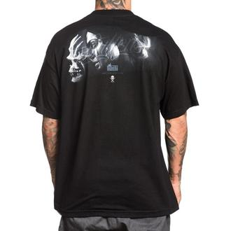 tričko pánské SULLEN - LAYERS - BLACK, SULLEN