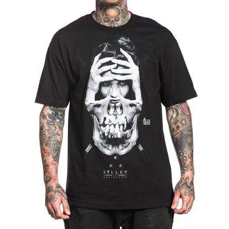 tričko pánské SULLEN - BULLET - BLACK, SULLEN