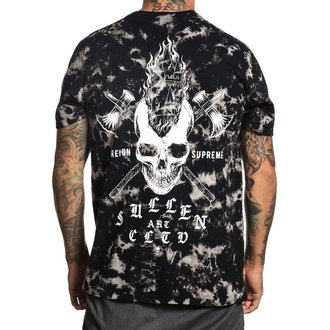 tričko pánské SULLEN - KINGDOM - BLACK/GREY, SULLEN
