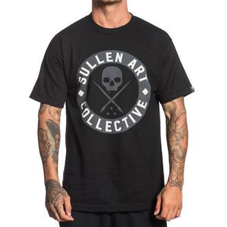 tričko pánské SULLEN - EVERYDAY - BLACK, SULLEN