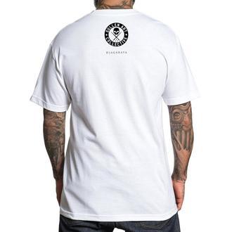 tričko pánské SULLEN - INK CAPS - WHITE, SULLEN