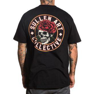 tričko pánské SULLEN - LIANE - BLACK, SULLEN