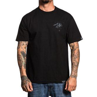 tričko pánské SULLEN - BIG CHIEF - BLACK, SULLEN