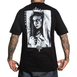tričko pánské SULLEN - IVANO QUEEN - Black, SULLEN