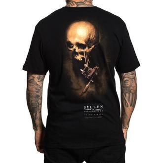 tričko pánské SULLEN - GREG IRONS - BLACK, SULLEN