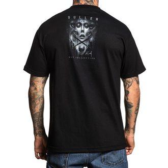 tričko pánské SULLEN - JAK CONNOLLY - BLACK, SULLEN