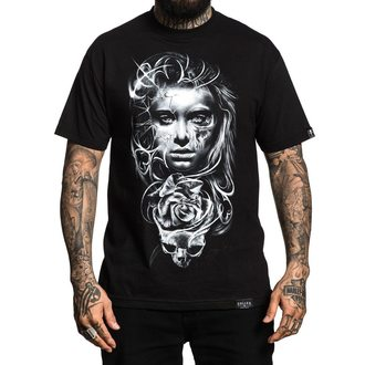 tričko pánské SULLEN - YZ ASENCIO - BLACK, SULLEN