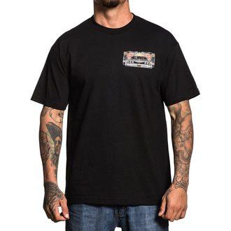 tričko pánské SULLEN - HOPELESS - BLACK, SULLEN