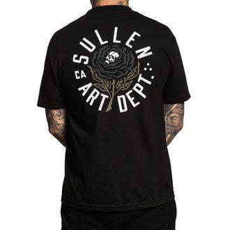 tričko pánské SULLEN - ART DEPT - BLACK, SULLEN