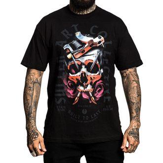 tričko pánské SULLEN - PANCHO - BLACK, SULLEN