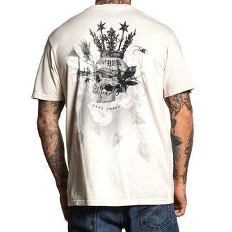 tričko pánské SULLEN - MOTHER LOPEZ - WHITE - SCM2108_OFWH