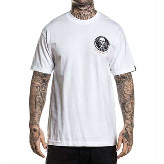 tričko pánské SULLEN - EARTH - WHITE, SULLEN