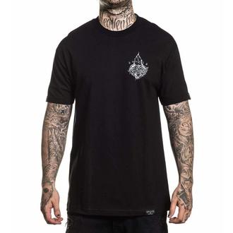 tričko pánské SULLEN - SACRED ROSE - BLACK - SCM2339_BK