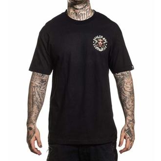 tričko pánské SULLEN - HOLMES SNAKE - BLACK - SCM2384_BK