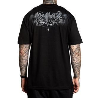 tričko pánské SULLEN - ANGEL - BLACK - SCM2715_BK