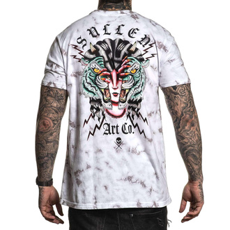 tričko pánské SULLEN - ARTICO - WHITE/GREY - SCM2718_WGCS